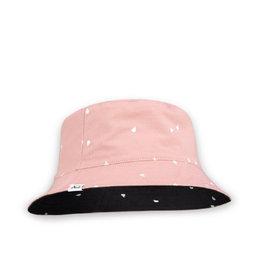XS Unified Kids Bucket Hat Rose Minidrop