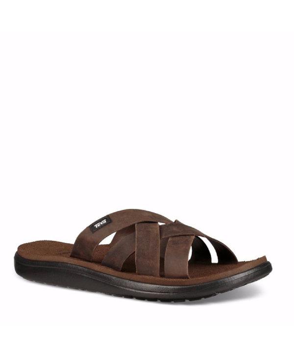 Teva Men's Voya Slide Leather Carafe