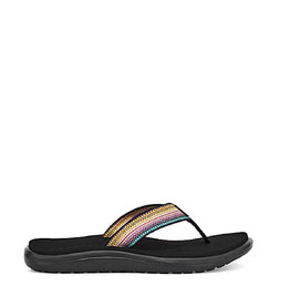 Teva Women's Voya Flip Antiguous Black
