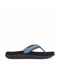 Teva Women's Voya Flip Antiguous Blue