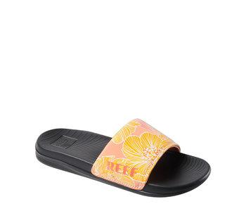 Reef One Slide Saffron Blossom