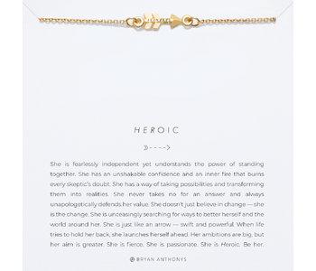 Bryan Anthonys HERoic Necklace
