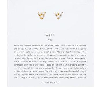 Bryan Anthonys Grit Stud Earrings