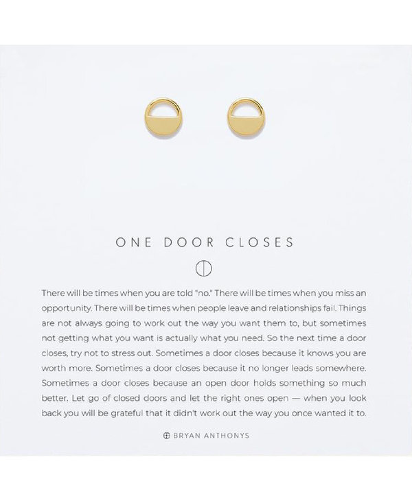 Bryan Anthonys One Door Closes Earrings