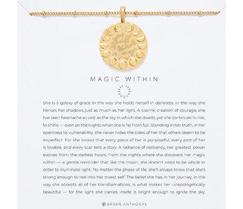 Bryan Anthonys Magic Within Necklace