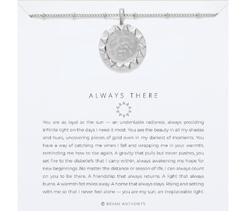 Bryan Anthonys Always There Necklace