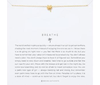 Bryan Anthonys Breathe Necklace