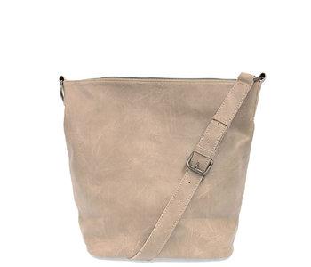 Joy Susan Nori Bucket Bag Flax