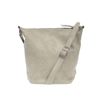 Joy Susan Nori Bucket Bag Soft Grey