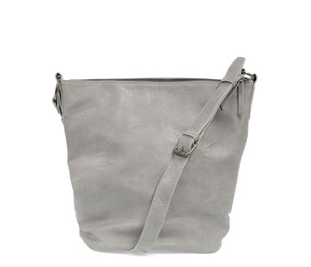 Joy Susan Nori Bucket Bag Dusty Blue