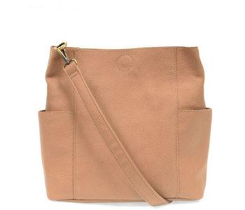 Joy Susan Kayleigh Bucket Bag Camel