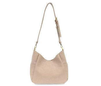 Joy Susan Classic Hadley Handbag Grey