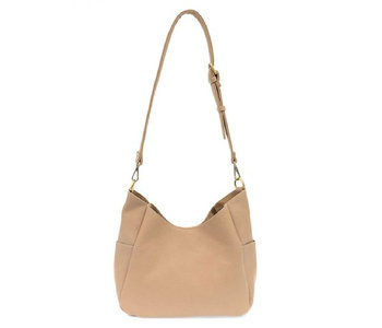 Joy Susan Classic Hadley Handbag Camel