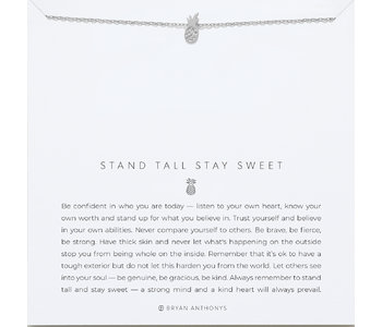 Bryan Anthonys Stand Tall Stay Sweet Necklace