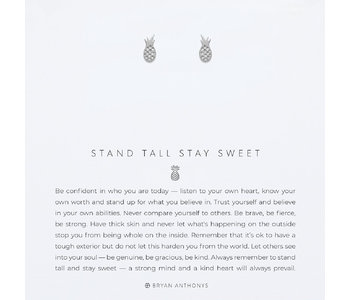 Bryan Anthonys Stand Tall Stay Sweet Earrings