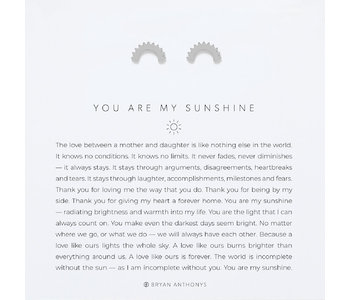 Bryan Anthonys You Are My Sunshine Earrings
