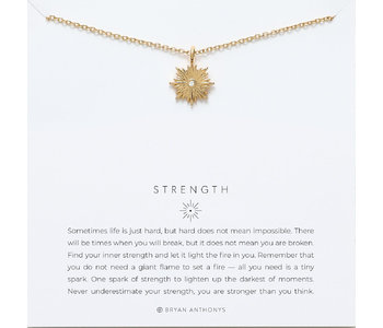 Bryan Anthonys Strength Necklace