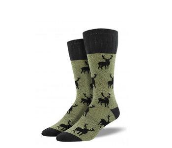 Socksmith Men's Outlands Stag M 7-12.5