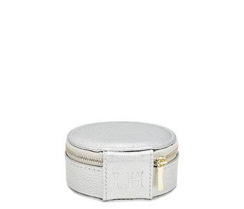 Louenhide Sisco Jewelry Case Silver