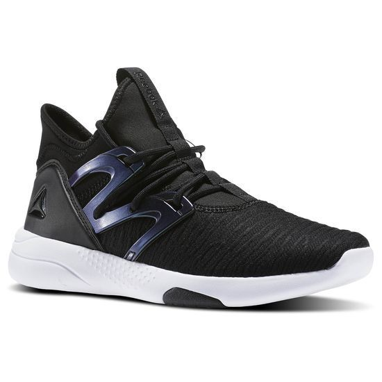 Reebok Women's Hayasu Black Oil