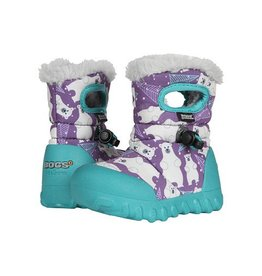 Bogs Child/ Youth BMoc Bears Purple