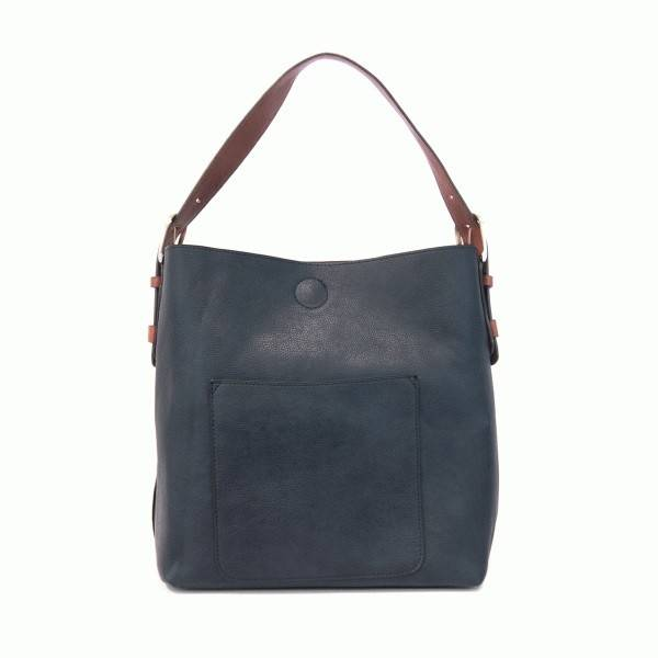 Joy Susan Joy Susan Classic Hobo Handbag Indigo