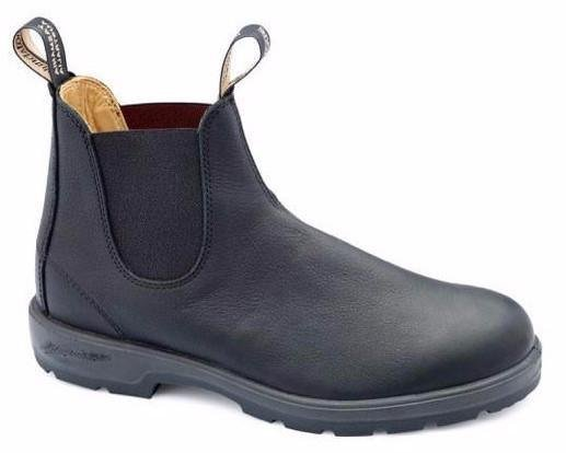 Blundstone Blundstone Womens 1447 Leather Lined Pebbled Black