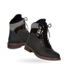 EMU Emu Primrose Waterproof Leather Black