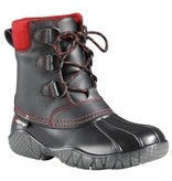 Baffin Women's Superior Black/Red