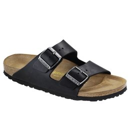 Birkenstock Women's Narrow Arizona Blk Oiled