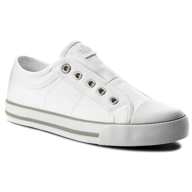 S. Oliver S. Oliver Sneaker White