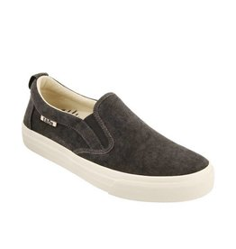 Taos Rubber Soul Slip On Charcoal