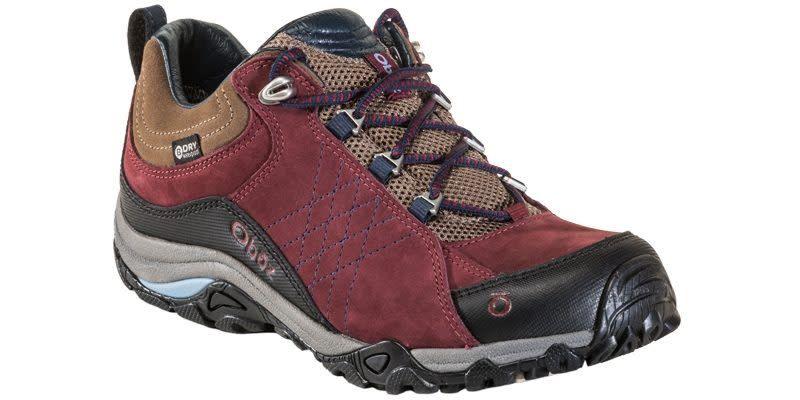 Oboz Oboz Sapphire Waterproof Hiker Merlot
