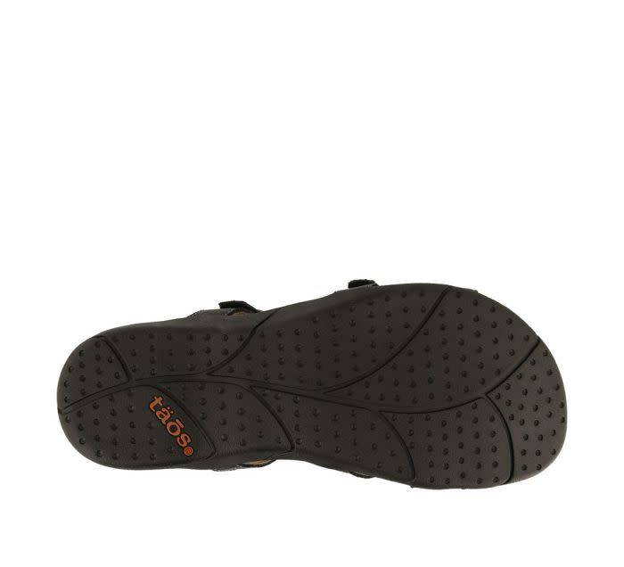 Taos Footwear Taos Captive Sandal Black