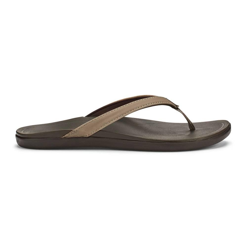 OluKai Olukai Womens HO'OPIO Clay Flip Flop