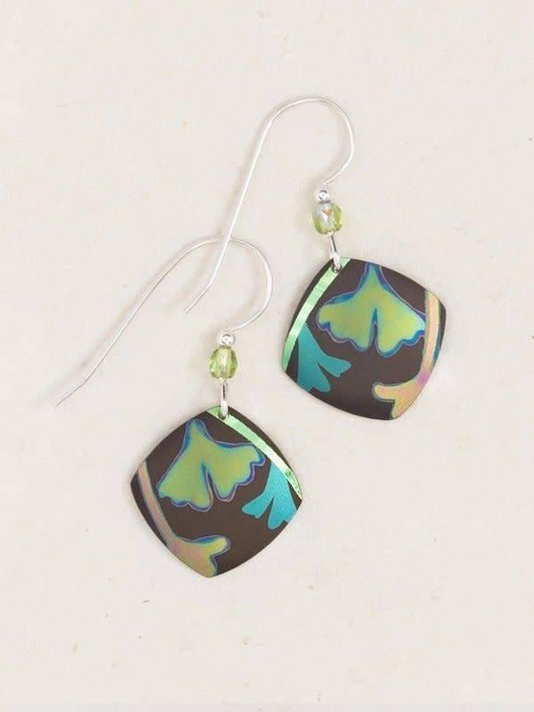 Holly Yashi Monet's Garden Earrings 1012