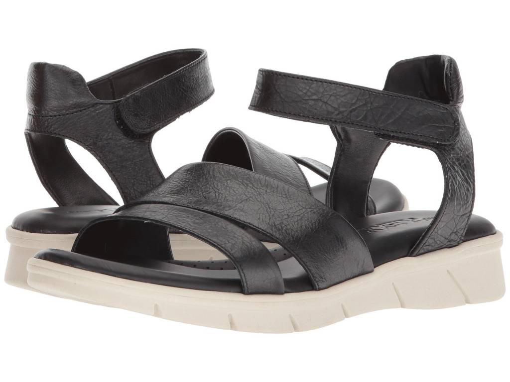 The Flexx The Flexx Crossover Sandal Black
