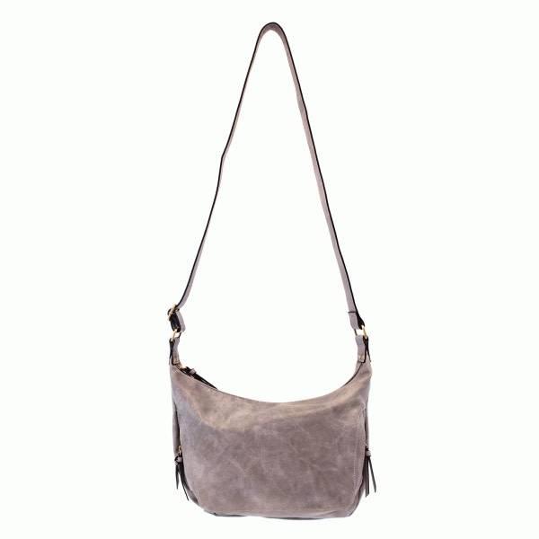 Joy Susan Joy Susan Debbie Hobo Handbag Wisteria