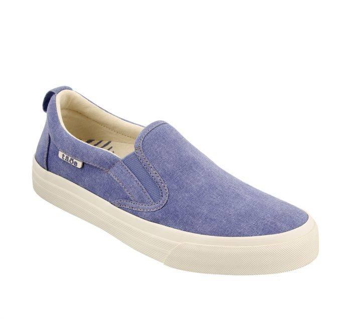 Taos Footwear Taos Rubber Soul Slip On Sky Blue