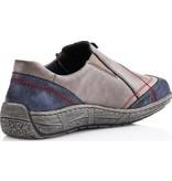 Rieker Remonte Serbia D3816-03 Jeans/Grey