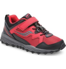 Saucony Kids & Youth Peregrine Shield Red