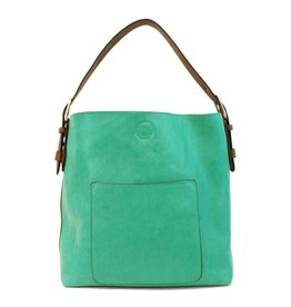 Joy Susan Molly Classic Hobo Handbag SpearMint