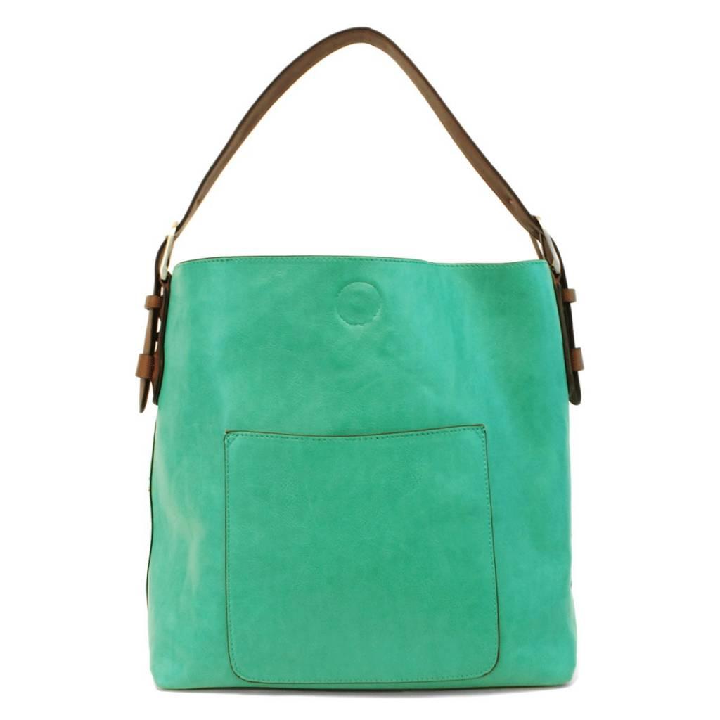 Joy Susan Joy Susan Molly Classic Hobo Handbag SpearMint