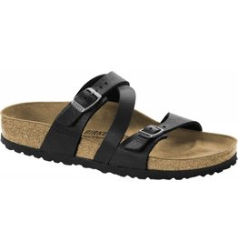 Birkenstock Womens Salina Black Regular Fit