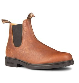 Blundstone 1313 Unisex Chisel Toe Pebbled Brown