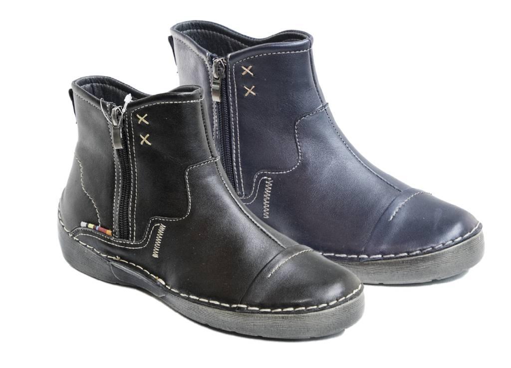 Volks Walker Volks Walkers Shay Boot Black