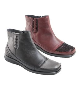 Volks Walkers Candal Boot Black