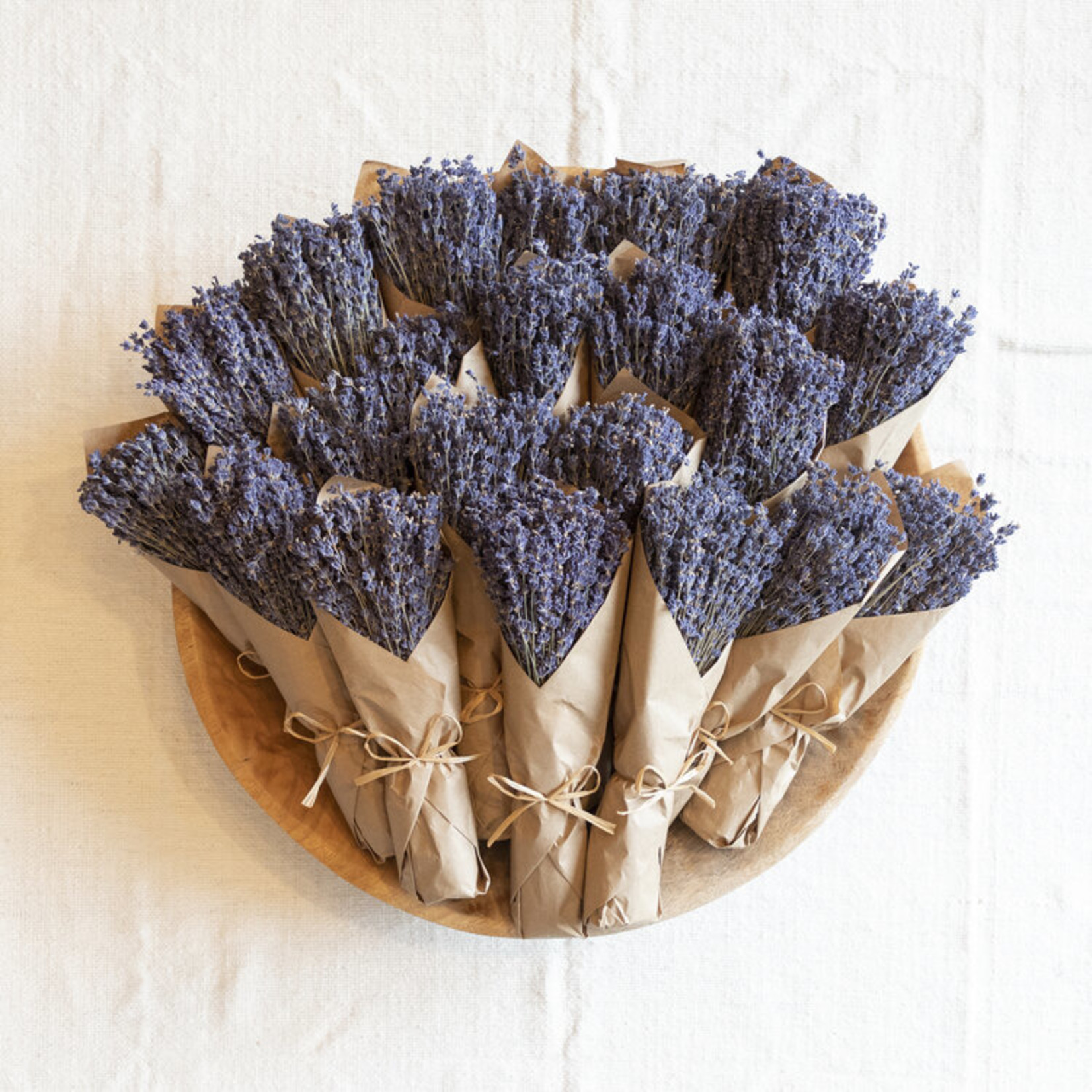Kraft Paper Wrapped French Lavender