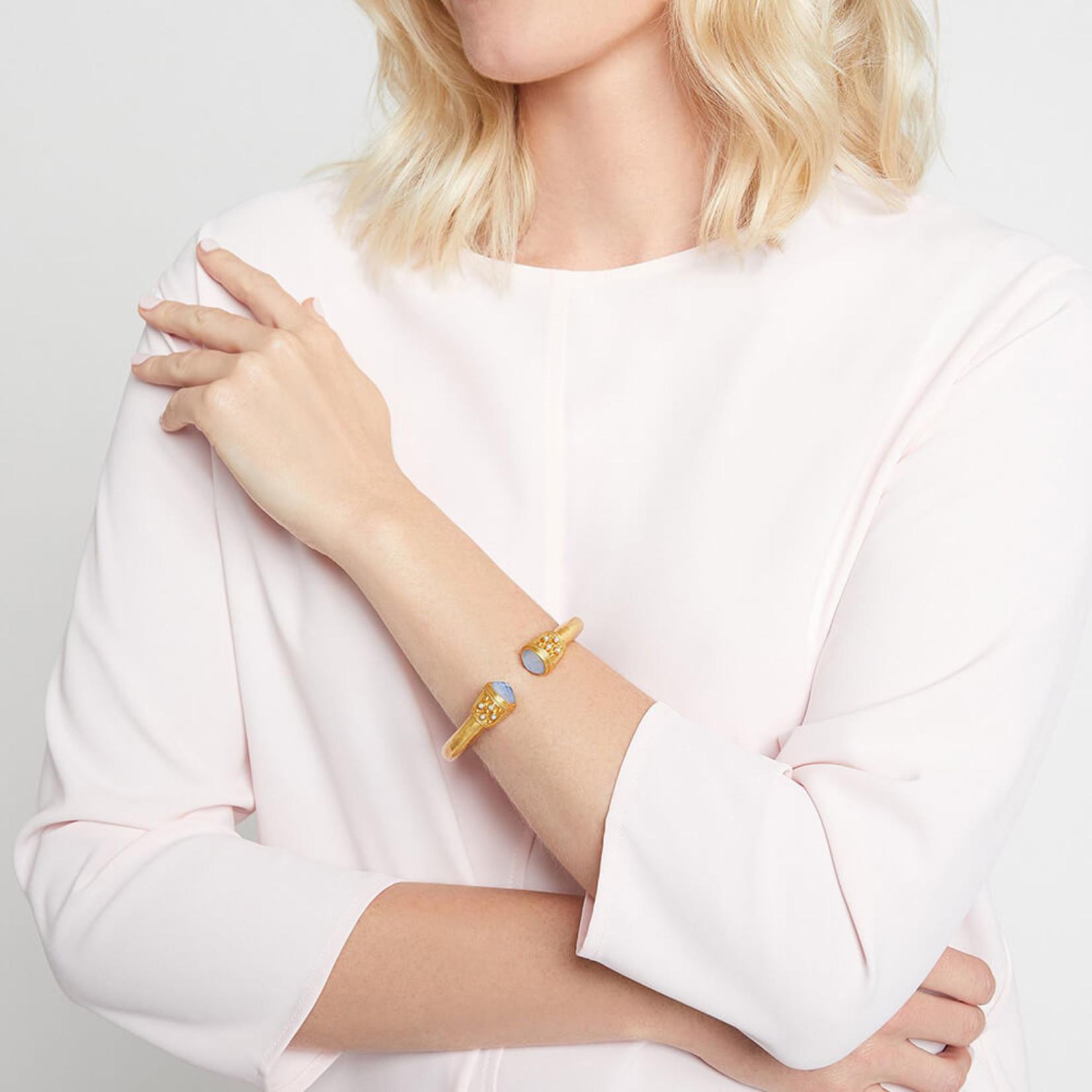 Julie Vos Paris Demi Hinge Cuff