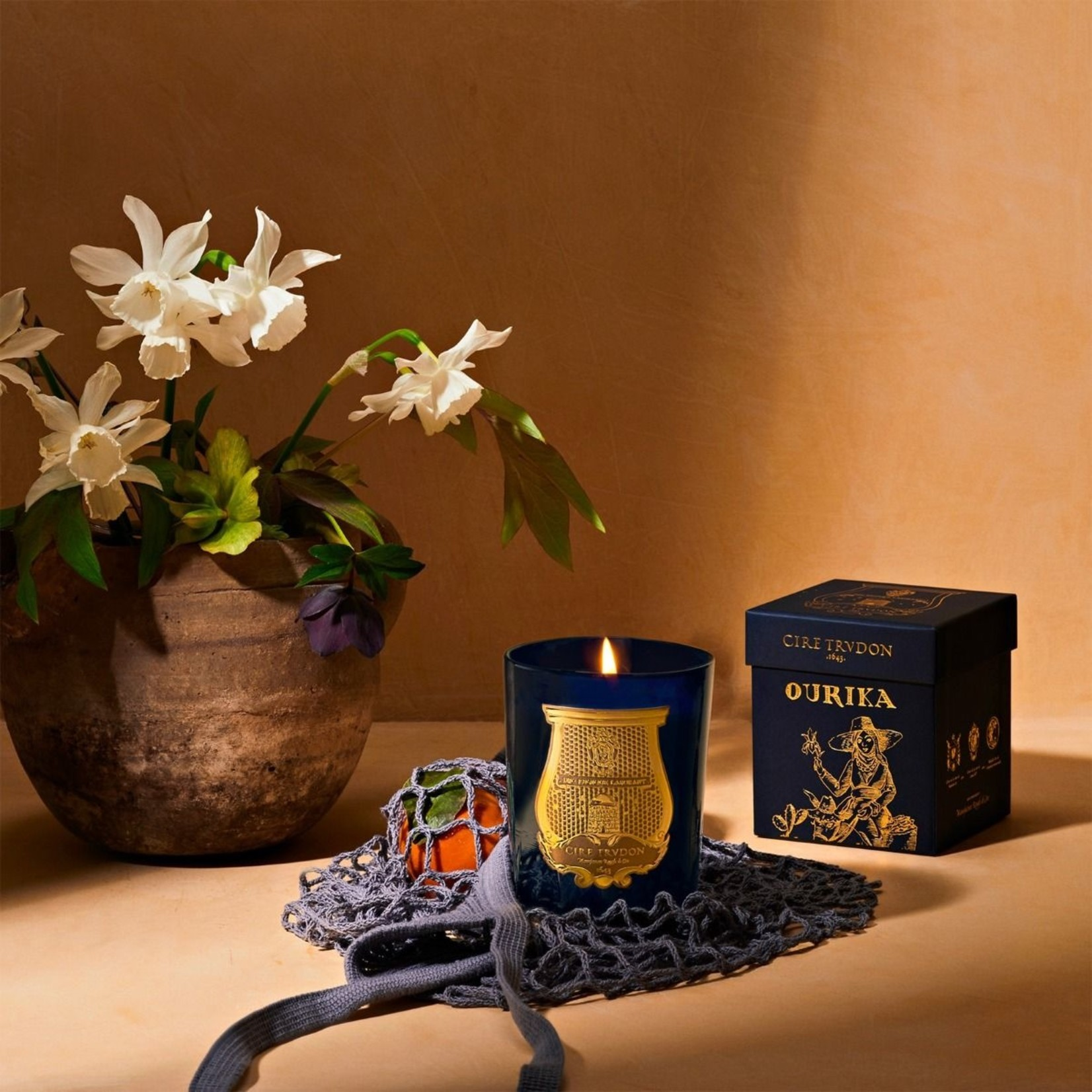 Trudon Trudon Ourika Candle — Classic